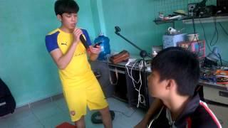 Xe đạp - CLB Guitar xã An Khê Quỳnh Phụ Thái Bình