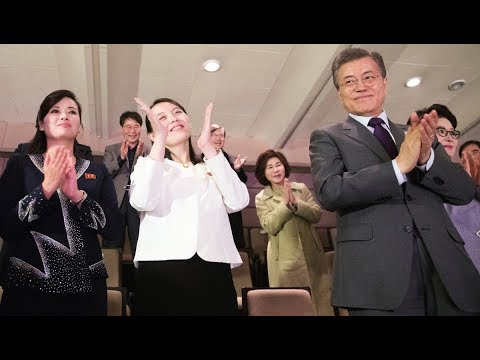 Koreas Talk Peace, But Does Trump Want War?