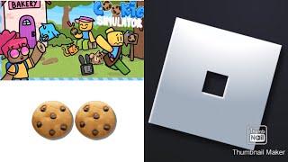 Simulador de galletas (juego roblox) yum yum🍪
