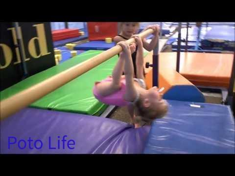2 Year Old Gymnast Baby Gymnastics And Amazing Skill