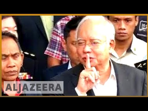 🇲🇾 Malaysia 1MDB scandal: Ex-PM Najib Razak arrested | Al Jazeera English