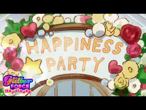 Glitter Force Happiness Opening1