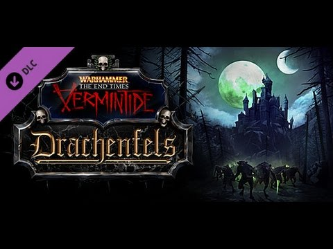 Warhammer  End Times - Vermintide (Drachenfels Castle) part 1 |