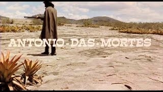 ANTONIO DAS MORTES (1969) Trailer - The Light & Sound Machine