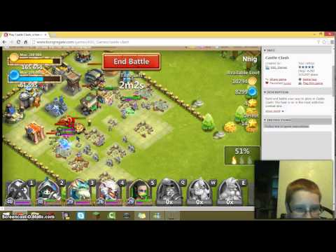 Castle Clash On Web Ep 2