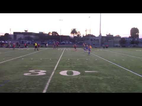 011418 Warriors v Santa Monica 1st Half