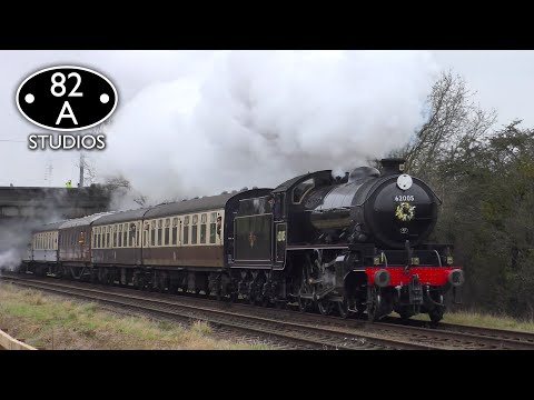 Great Central Railway - Winter Steam Gala - Saturday 25th January 2020