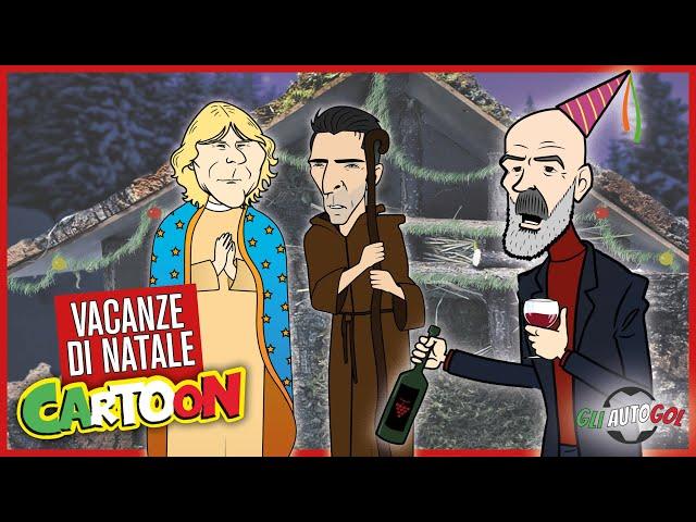 AUTOGOL CARTOON - Le vacanze di Natale