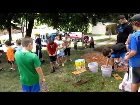 Bancroft Library Kids' Outdoor Fun Day - 2013