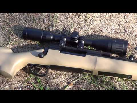 Modify MOD24 (M24) Airsoft Bolt Action Sniper Rifle Review