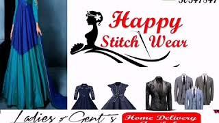 Happy stitch wear mahboulah bl…