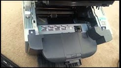 Canon Printer Toner Replacement