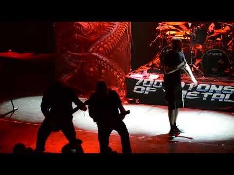 Meshuggah 70000 tons 2018