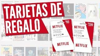 Tarjetas de regalo de Netflix: ¿Qué son? ¿Cómo usarlas? + ¡Gánate una tarjeta!