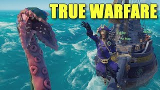 Sea of Thieves - The Most EPIC Combat Seen!