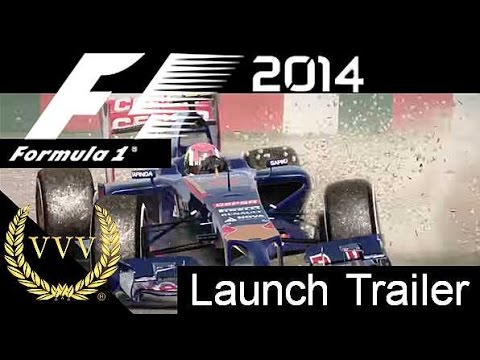 F1 2014 Official Launch Trailer