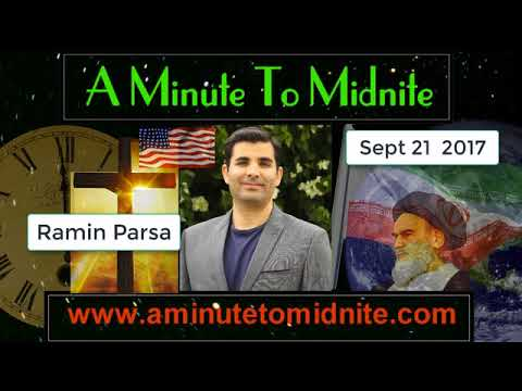 Fomer Iranian Muslim Now Preaches Jesus Christ ! - Ramin Parsa's Powerful story - Wow!