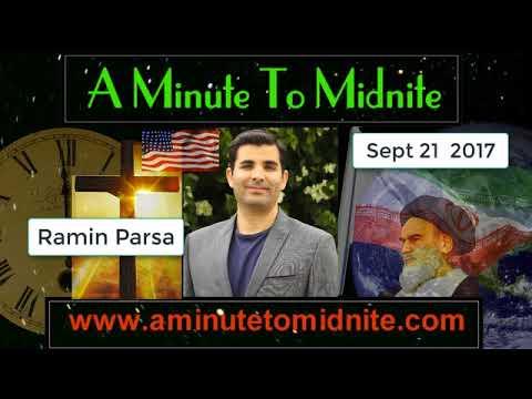 Fomer Iranian Muslim Now Preaches Jesus Christ ! - Ramin Parsa's Powerful story - Wow!