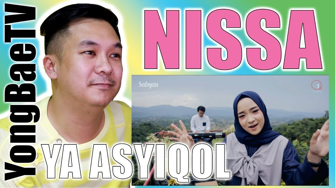 YA ASYIQOL BY SABYAN | Christian Reaction | Philippines
