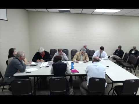 Airport Authority Meeting December 20, 2016