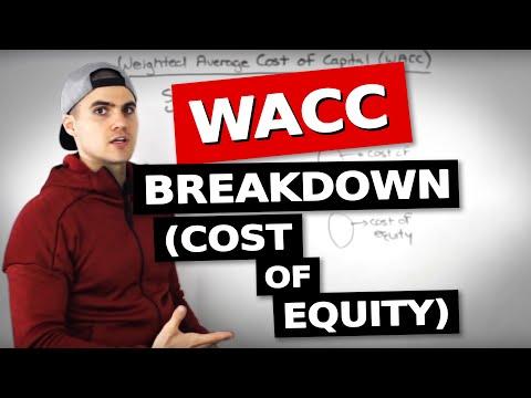 FIN 401 - WACC (Cost Of Equity) - Ryerson University