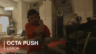 Octa Push RBMA x Boiler Room Lisboa Live Show
