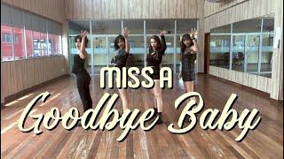 Gambar cover (KDC 2019 Brazil) K★Class Dance Group/ Goodbye Baby (굿바이 베이비) - Miss A (미쓰에이)