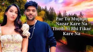 Naach Meri Rani Lyrics - Guru Randhawa Feat. Nora Fatehi | Tanishk Bagchi | Nikhita Gandhi |