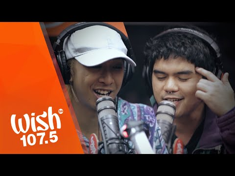 "Kiyo and Alisson Shore perform ""Urong; Sulong"" LIVE on Wish 107.5 Bus"