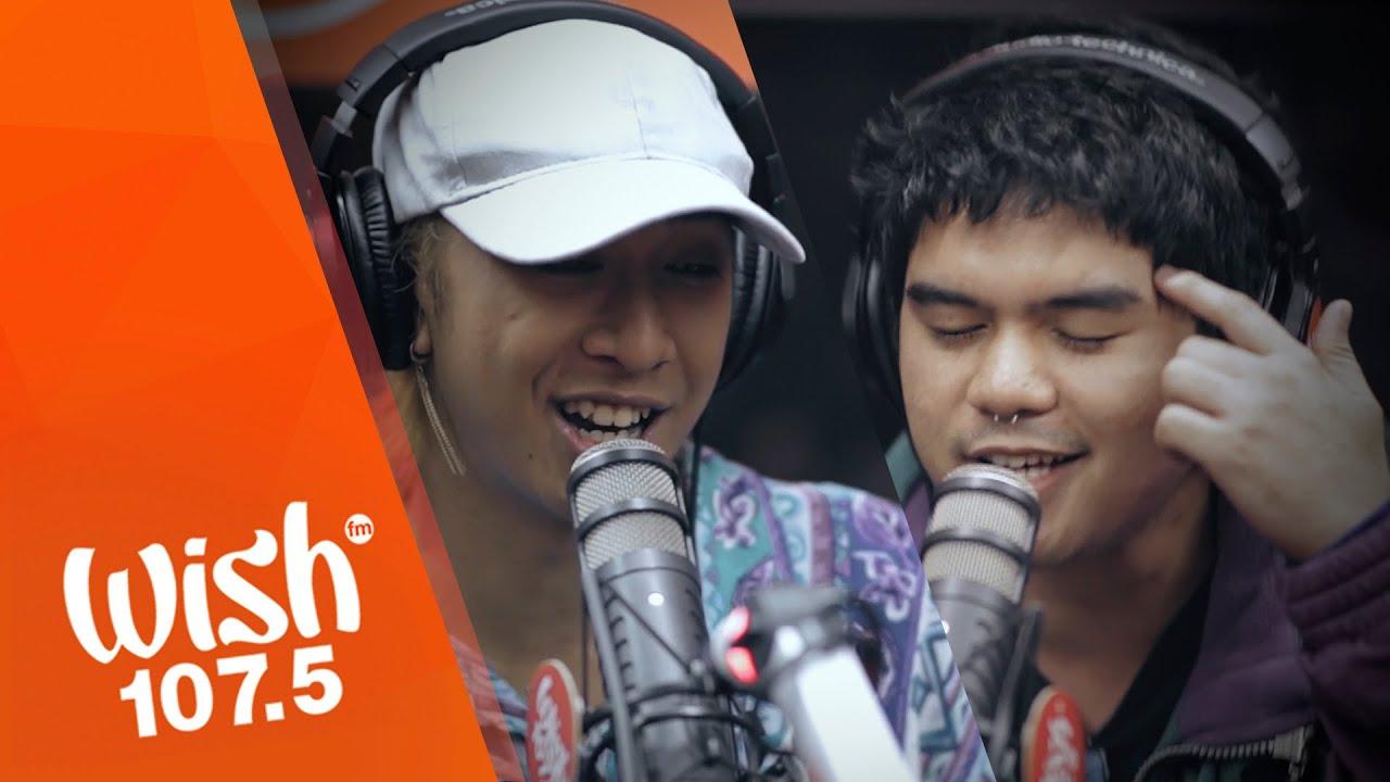 "Kiyo and Alisson Shore perform ""Urong; Sulong"" LIVE on Wish 107.5 Bus"