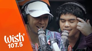 """Download Kiyo and Alisson Shore perform """"Urong; Sulong"""" LIVE on Wish 107.5 Bus Mp3"""