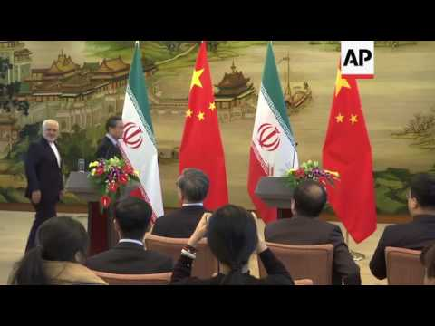 China, Iran urge nuclear deal implementation