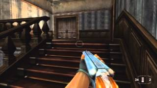 Let's Play TimeSplitters Future Perfect [HD] Chapter 5 - Mansion Of Madness