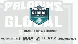 Paladins Global Series | Fall Split Week 4 | EU and Brazil