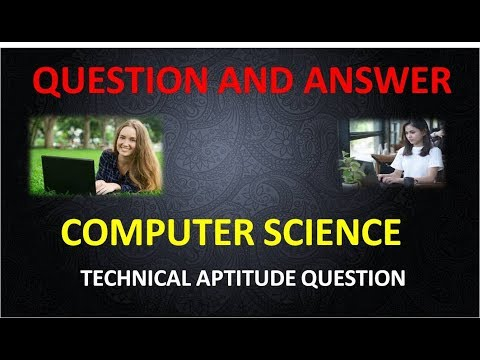 Computer Science INTERVIEW ANSWERS AND QUESTIONS