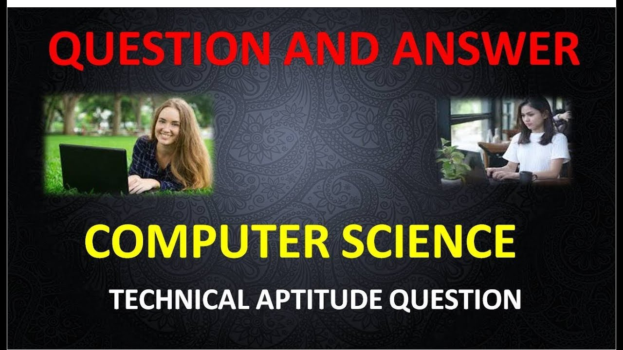 computer science interview questions and answers pdf