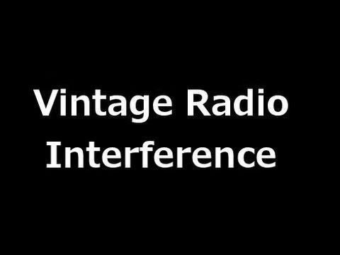 Radio Interference