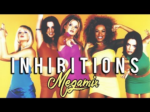 Spice Girls - The Hits (Inhibitions Megamix)
