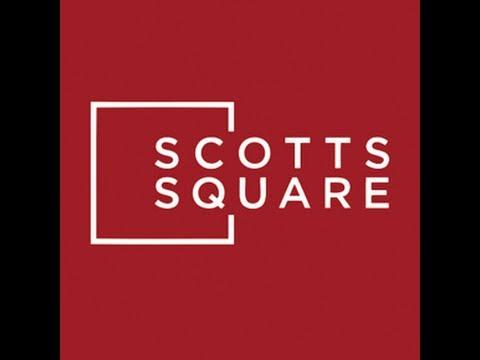 Scotts Square with Jamie Yeo | Singapore