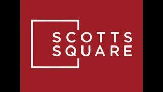 Scotts Square Singapore with Jamie Yeo