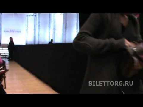 Видео: Лужники, Дворец спорта Лужники, ложи, партер