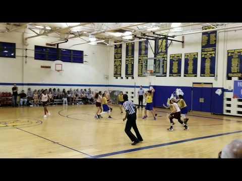 Mercedes #13 - Briscoe Middle School vs Pease Middle School (Dec 14 2017)