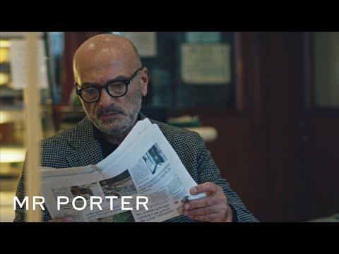 How De Petrillo Perfected The Recipe Of The Suit | MR PORTER