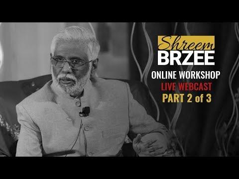 Shreem Brzee Wealth Workshop Part 2