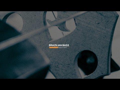 Ritmos Brasileiros no Contrabaixo - Brazilian Bass Grooves - capítulo 1/episode 1