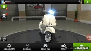 Moto  mais rápida