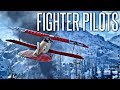 FIGHTER PILOT PROS - Battlefield 1