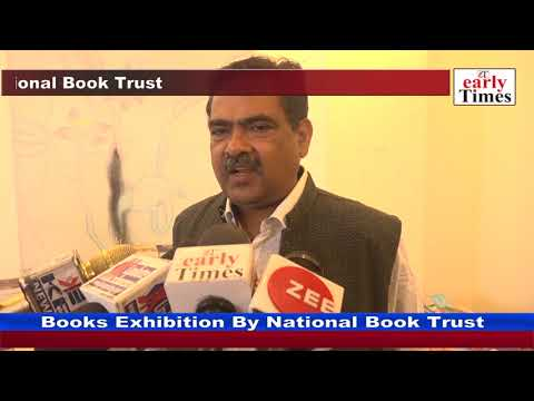 Books Exhibition By National Book Trust