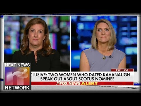 Liberals DUMBFOUNDEAD After Two Women BREAK THEIR SILENCE About Dating Kavanaugh
