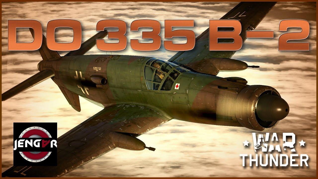 war thunder do 335 b 2